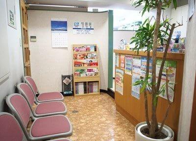 上野駅 東上野口 徒歩3分 上野昭和通り歯科医院の院内写真3