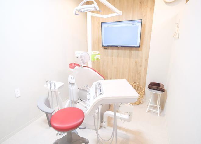 都立家政駅 南口徒歩 1分 都立家政南口歯科の都立家政南口歯科の診療スペース写真3