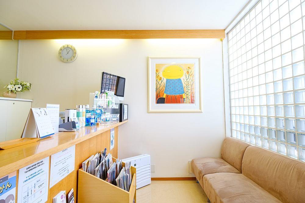 香春口三萩野駅 出入口4徒歩 6分 こたに歯科クリニックの院内写真4