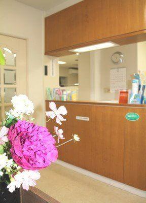 中野新橋駅 出口徒歩7分 金子歯科医院の院内写真7