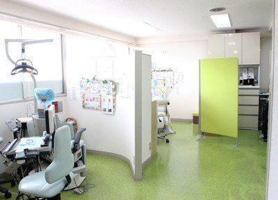 塩釜口駅 1番出口徒歩 1分 いとう歯科の院内写真7