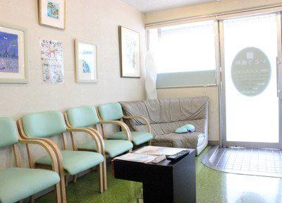 塩釜口駅 1番出口徒歩 1分 いとう歯科の院内写真4