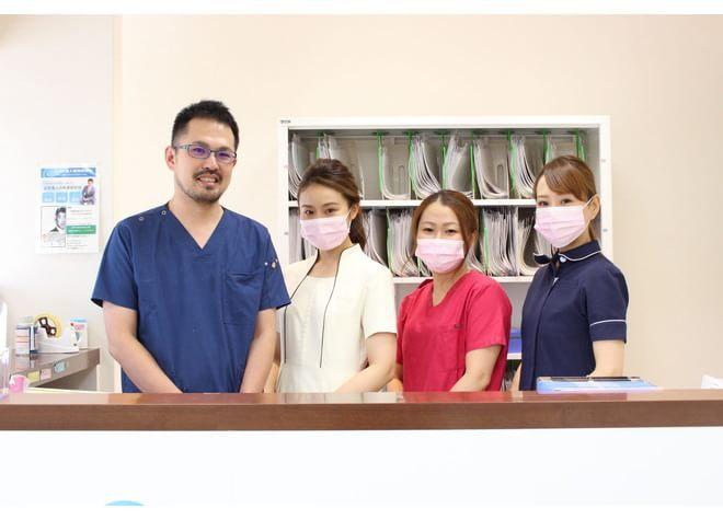 八戸ノ里駅 1番出口徒歩 5分 かいもと歯科写真1