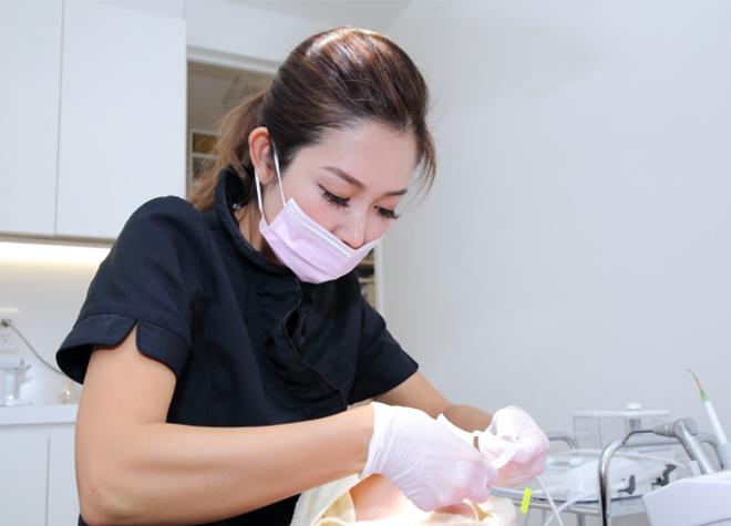 萱島駅 出口徒歩 1分 よしなか歯科医院のスタッフ写真3