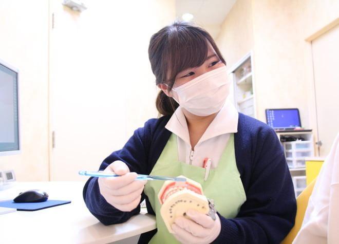 小宮駅 出口徒歩 1分 小宮歯科クリニックのスタッフ写真7
