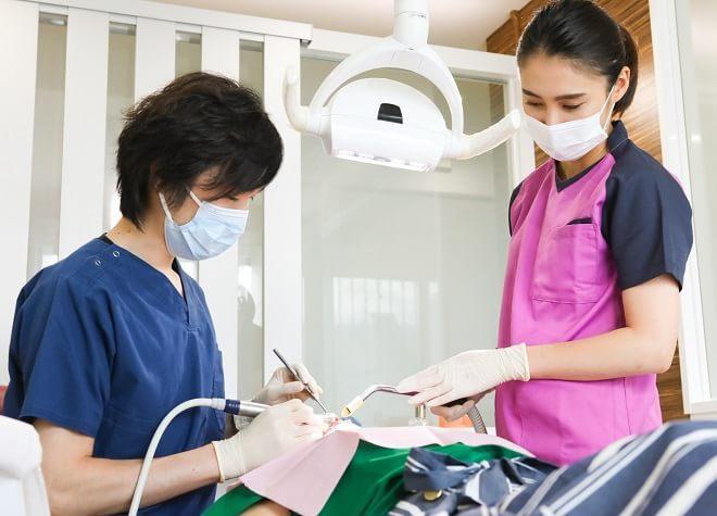 大通駅 3番出口徒歩1分 West 4 Dental Clinic写真6