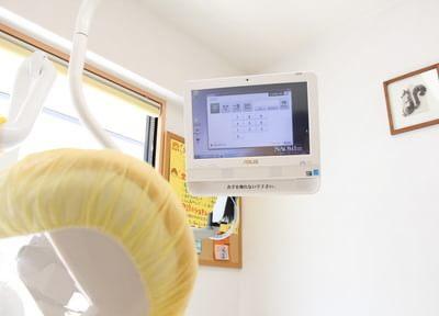 鶴ケ丘駅 出口徒歩 1分 山中歯科医院の院内写真2