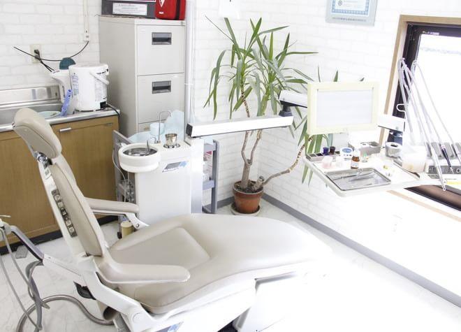近江八幡駅 南口徒歩 1分 あさひ歯科クリニックの治療台写真2