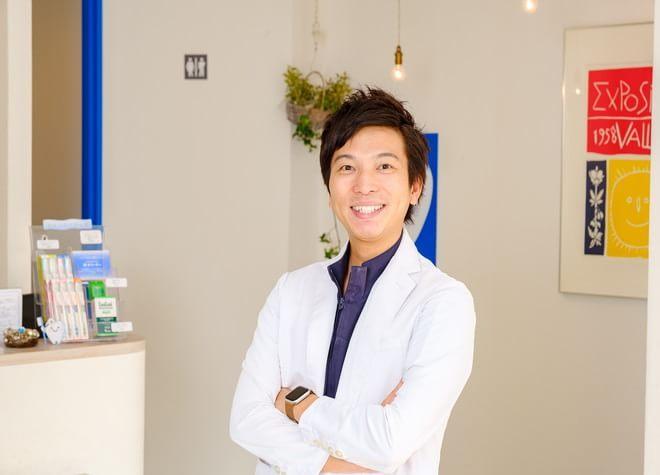 友枝歯科クリニック平尾の院長先生