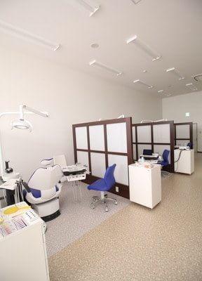 田島駅 徒歩15分 あわのタウン歯科の院内写真6