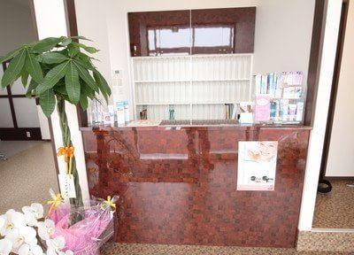 田島駅 徒歩15分 あわのタウン歯科の院内写真2