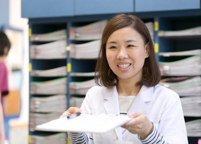 黒崎駅 出口徒歩 8分 亀山歯科クリニックのスタッフ写真2