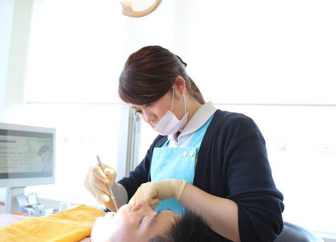 梅坪駅 出口徒歩 3分 丸子歯科のスタッフ写真3