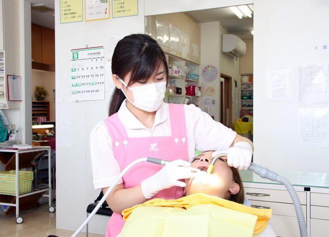 梅坪駅 出口徒歩 3分 丸子歯科のスタッフ写真4