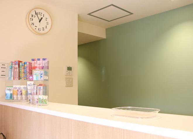 三鷹駅 バス8分 あかり歯科の院内写真3