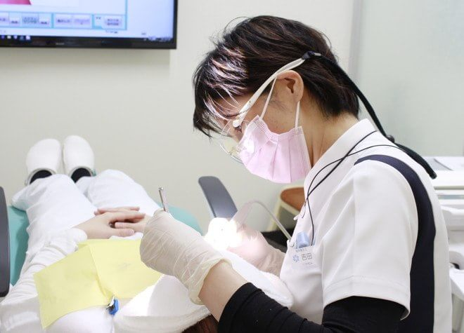 女性歯科医師も在籍!子供の体調やペースにあわせた歯科治療
