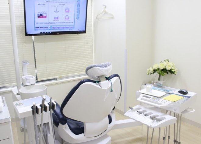 元町駅(兵庫県) 出口徒歩 5分 神戸元町にん歯科クリニックの神戸元町にん歯科クリニックの診療スペース写真5