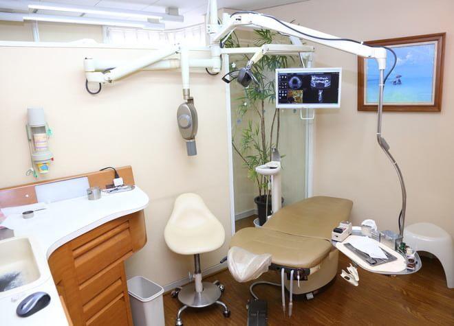 西千葉駅 北口徒歩5分 アイボリー歯科医院の治療台写真6