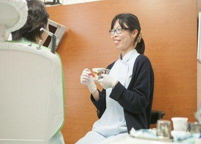 伊勢田駅 出口2徒歩15分 矢野歯科医院のスタッフ写真3