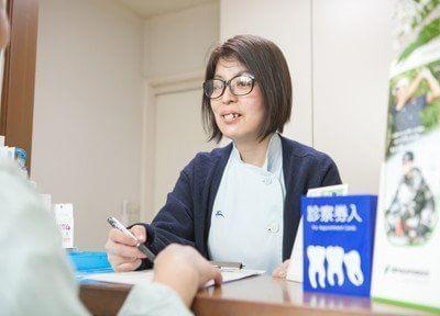 伊勢田駅 出口2徒歩15分 矢野歯科医院のスタッフ写真2