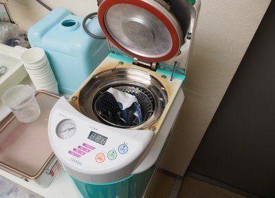 北戸田駅 出口車 9分 ひらの歯科クリニックの院内写真7