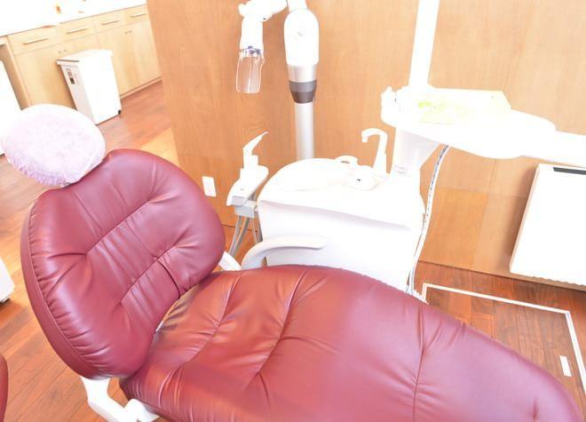 福島駅東口 バス13分 レオ歯科医院の治療台写真5