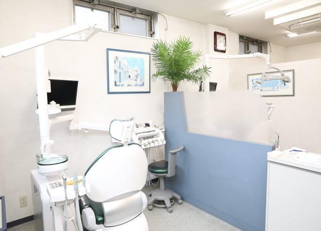 与野駅 西口徒歩 5分 前田歯科の治療台写真4