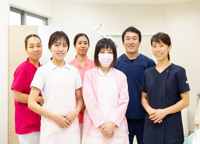 三河島駅 徒歩4分 よし歯科医院のスタッフ写真6