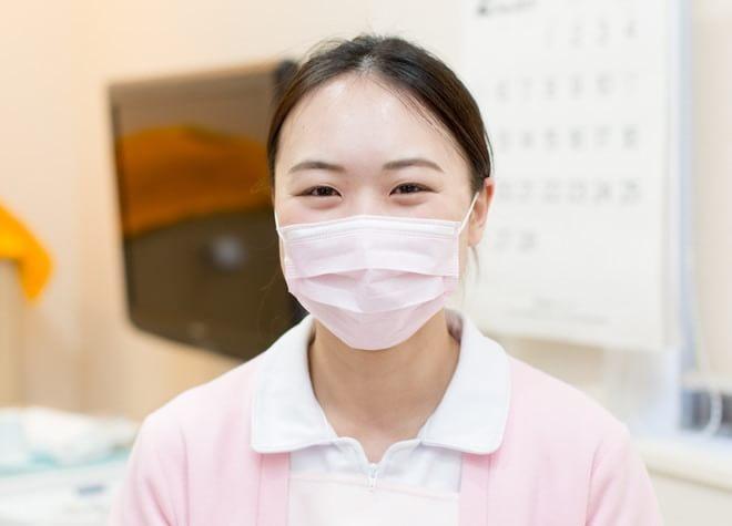 三河島駅 徒歩4分 よし歯科医院のスタッフ写真3