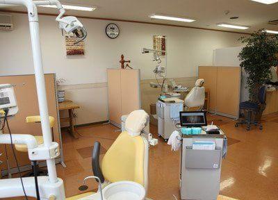 せんげん台駅 東口徒歩15分 しまむら歯科クリニックの院内写真2